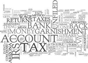 tax levy attorney Arizona